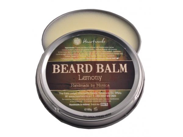 Beard Balm Lemony