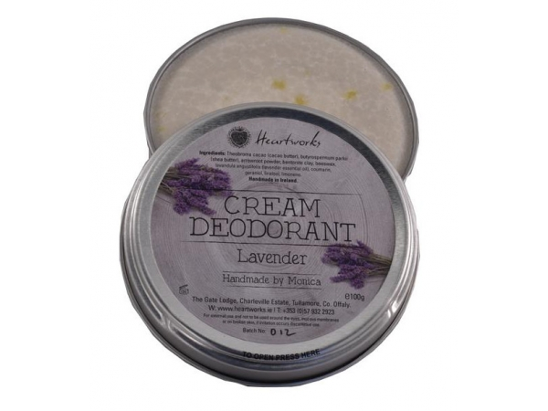 """Cream deodorant """"Lavender"""""""