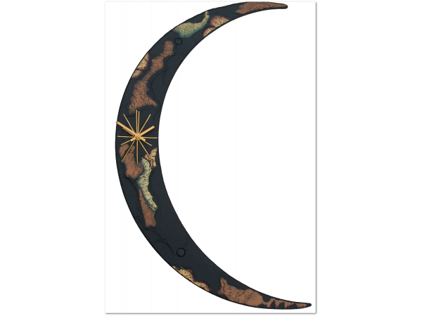 crescent-moon-clock