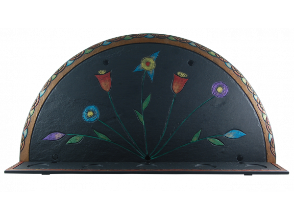 flower-holder-semi-circle-medium