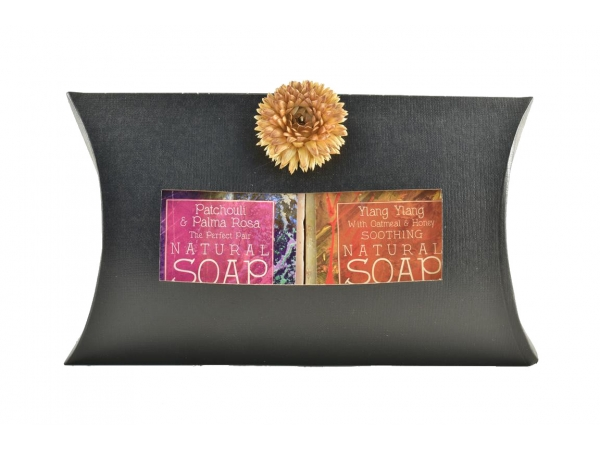 """The """"Perfect Pair"""" Pillow Box Gift Set"""