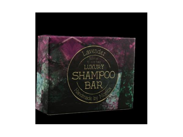 Handmade Natural Shampoo Bar Lavender
