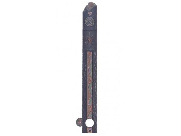 Pendulum Rectangular Ragged with Spiral
