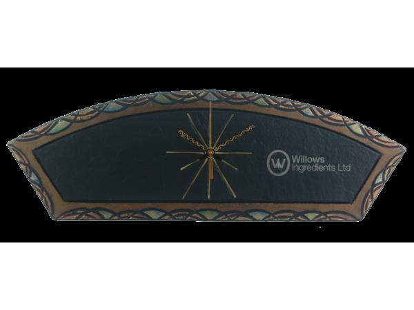 Presentation Clock with Company Logo