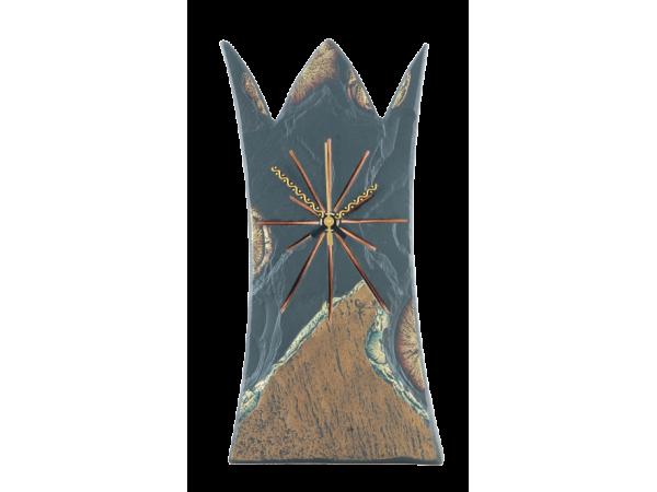 Slate Regal Clock