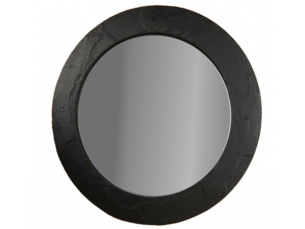 Moon Clock, Round Mirror combination