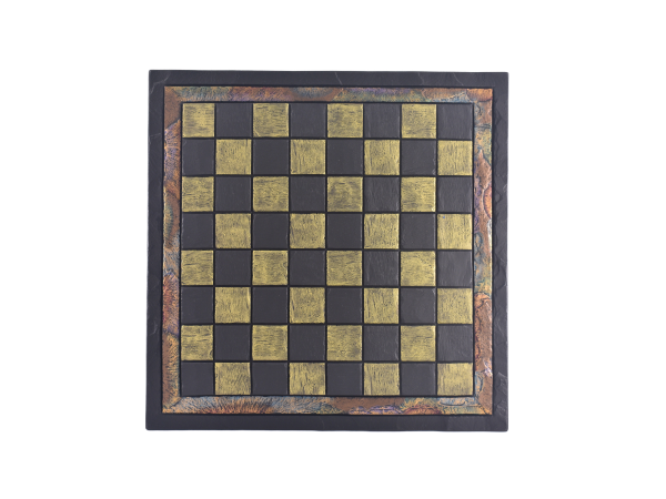 Handcrafted Slate Chess Boards