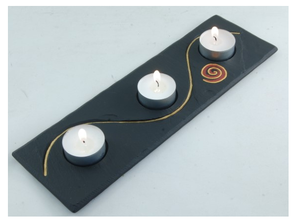 tealight-holder-slate-with-celtic-spiral-1