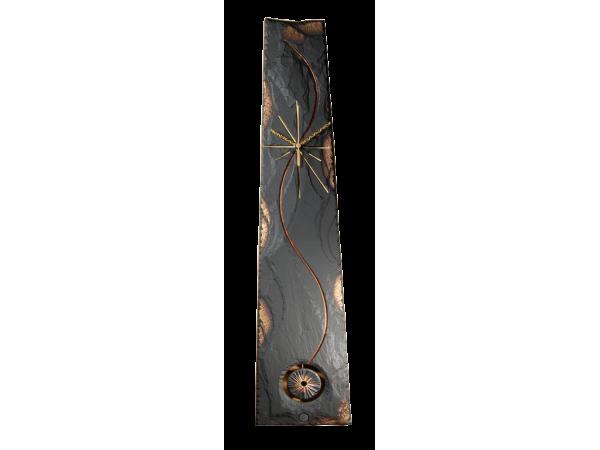 Rect. Coloured Mirror/King Pendulum to match