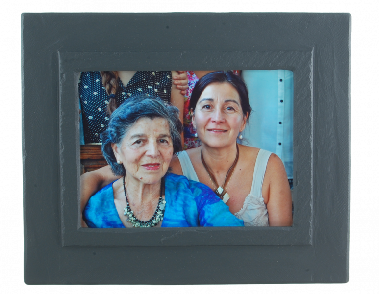 mother of the year with daughter photo frame