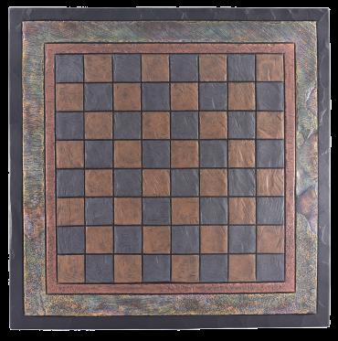 Slate Handmade Chess Board C