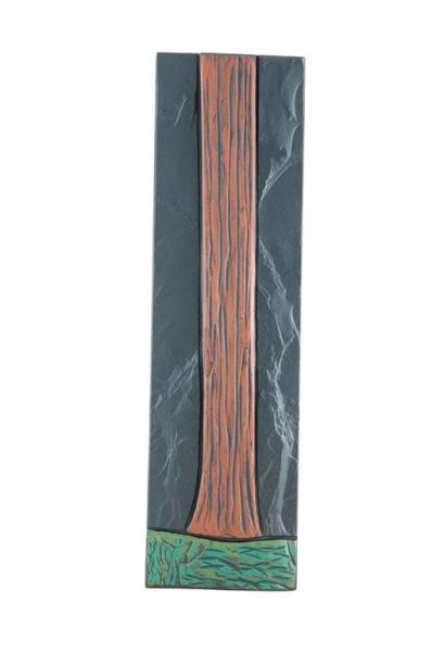 Tree Trunk a on slate