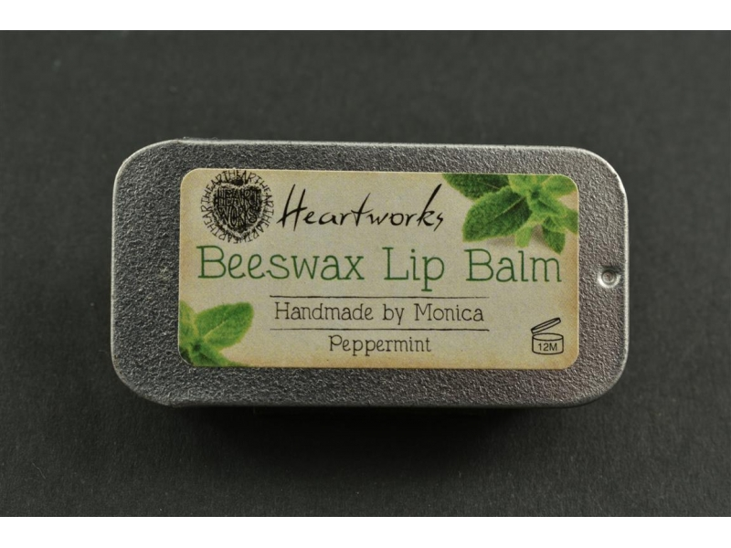 Beeswax Lip Balm Peppermint