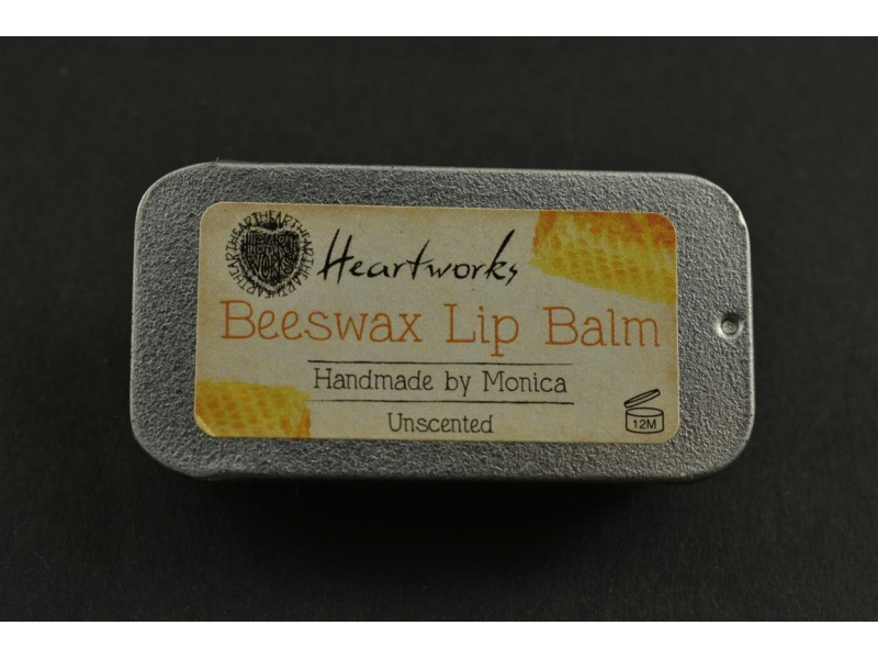 Beeswax Lip Balm Unscented