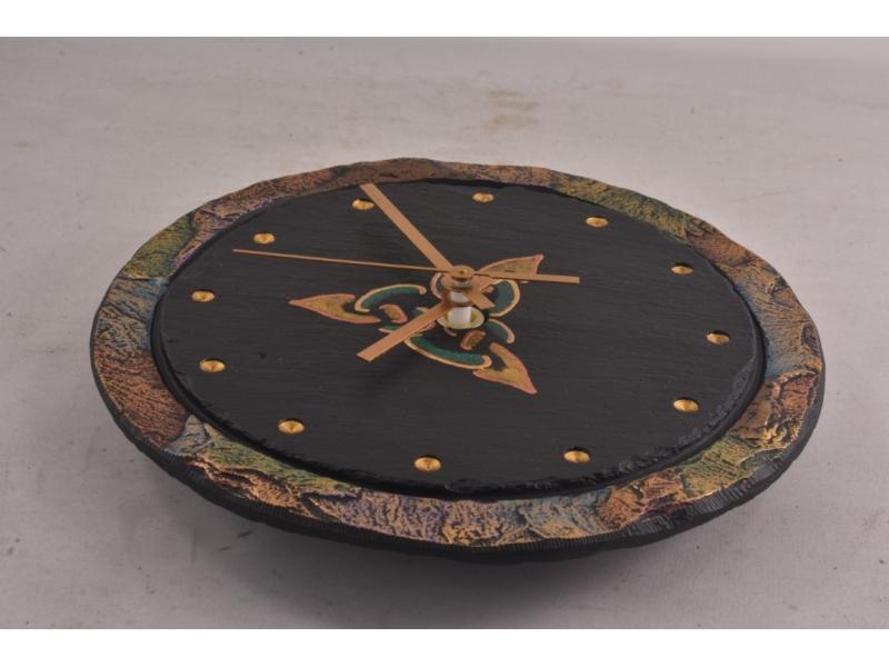 Celtic Knot on a Heartworks Slate Clock