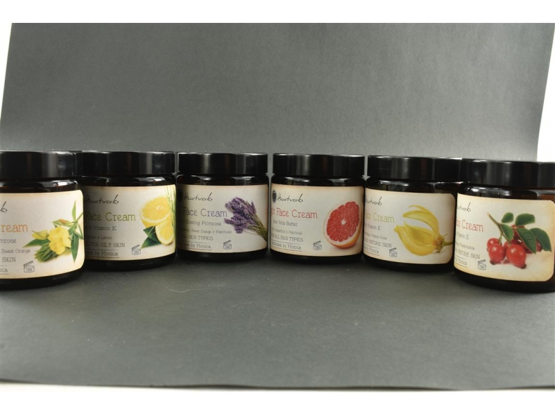 Natural Night Face Cream by Heartworks