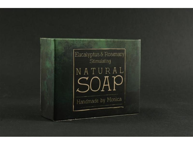 Natural Handmade Soap Eucalyptus n Rosemary