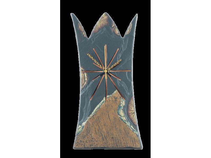 Slate Clock Regal