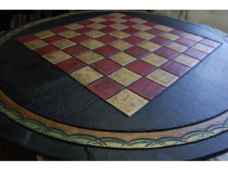 round-table-top-slate-chess-board-1