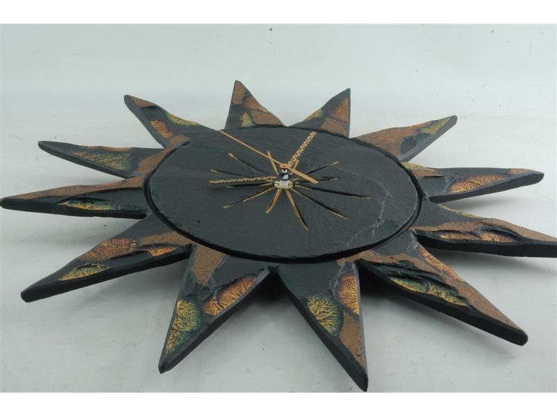 Slate Star Clock