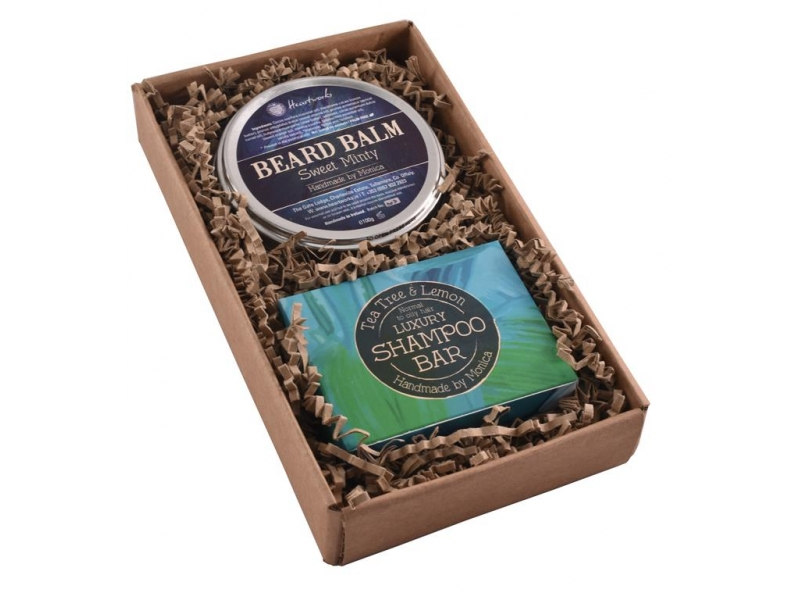 sweet minty valiant gift set