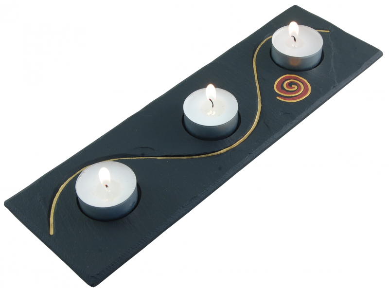 tealight-holder-in-slate-with-celtic-motif-1